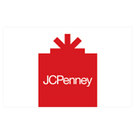 JC PENNEY<sup>®</sup> $25 Gift Card